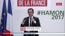 Ecole : Benoît Hamon veut créer 40 000 postes d'enseignants en 5 ans
