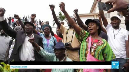 Présidentielle Gabon, dernière ligne droite