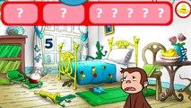 Любопытный джордж образовательных Игры и кино для Дети полный любопытный джордж эпизод Игры
