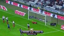 Copa MX 2016/17: Cuartos - Monterrey 3-2 Puebla (15.03.2017)