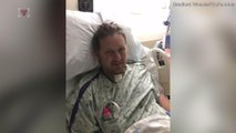 Strep Throat Leads to Quadruple Amputation for One Man