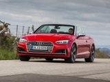 1er essai de l'Audi S5 Cabriolet (2017)