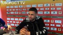 Conférence d'avant match (J30) : Pierre Bouby (16/03/2017)