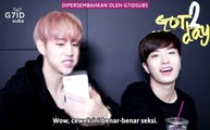 [G7IDSUBS] 151014 GOT2DAY 10. Mark + Youngjae