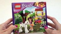 LEGO Friends Olivias ijskar 41030 uitpakken en bouwen ~ Unboxing LEGO Friends Olivia het