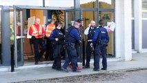 Prise d'otage à l'Athénée de Jambes : il s'agit d'un exercice de la police locale.
