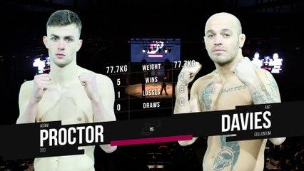 #TFC3   Adam Proctor vs Ant Davies