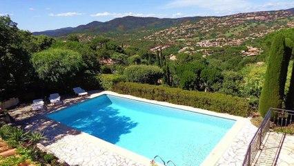 Sainte-Maxime A VENDRE Villa avec piscine et vue dégagée - Secteur Sémaphore - 130 m²