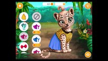 Jungle Animal Hair Salon TutoTOONS Unlock All Android İos Free Game GAMEPLAY VİDEO