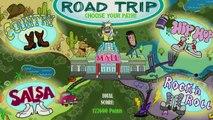 Chuck Road Trip Cuontry Chuck Vanderchucks Road Trip Games