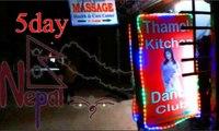 Nepal,5d,Kathmandu Travel of Japanese,Dance bar,Night of Nepal,Girl,Thamel