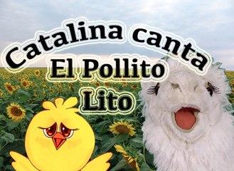 """Sing along """"Pollito Lito"""" with Catalina the Alpaca / Episode 6/10"""
