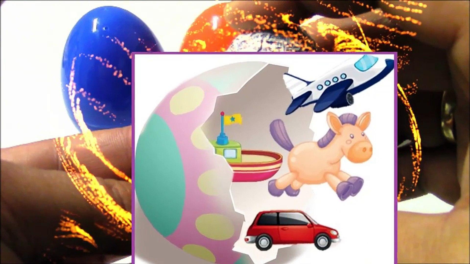 Disney Surprise Eggs: Big Hero 6, Inside Out, Cars 2, Monsters University Zaini Surprise E