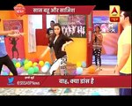 Khatmal-e-ishq -  Watch Karan Mehra's zumba dance