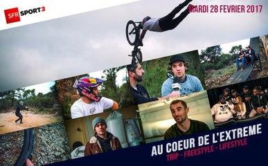 Au coeur de l'extrême - Episode 23 Sur un tournage avec Yannick Granieri