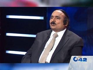 180 Degree Ex IG Police Rana Maqbool With Ahmed Pervaiz Promo City42
