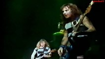 Iron Maiden - Hallowed Be Thy Name (Behind The Iron Curtain)