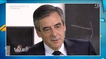 François Fillon ne sait pas qui présente Touche pas à mon poste !