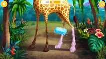 Animal Hair Salon Space - Play with Animal Hair Salon & Make Up Jungle Animals Fun Game fo