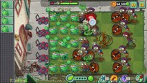 Plants vs Zombies 2 Pinata Party 14/12/2016 - Team Plants Power-Up! Vs Zombies