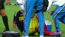 Sudamericano Sub 17 de fútbol: Brasil vs. Colombia / #Sub17EnTyC
