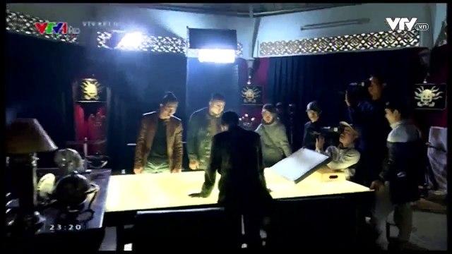 Giới thiệu & Tóm tắt phim Người Phán Xử - Cảnh sát hình sự 2017 VTV3