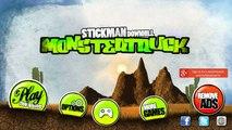Stickman Downhill Monstertruck Android Gameplay