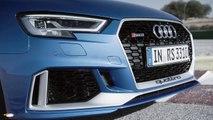 2017 Audi RS3 Sportback Exterior, Interior and Drive-QUAf84anGP0