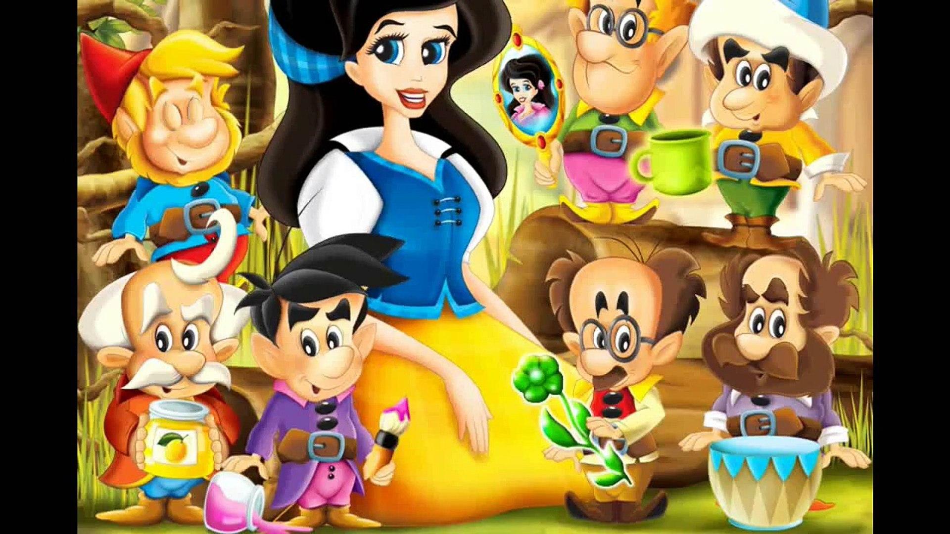 Фильм я я я и в Снежана семь гномов самых красивых сказочный мир мультфильм