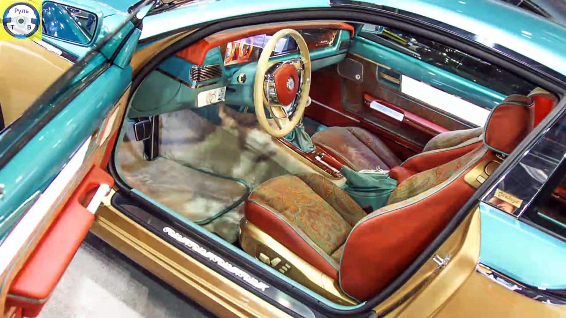 Ретро-кар на базе BMW 335i и BMW 330d Coupe. Bilenkin Classic Cars Vintage #ЧУДОТЕХНИКИ №1