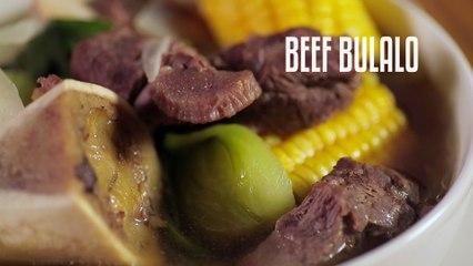 Filipino Beef Bulalo