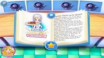Elsas Restaurant Penne Pasta With Beans: Disney Princess Elsa Games - Best Game for Little Girls