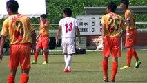 2016 7/31 日本クラブユースサッカー選手権 清水エスパルスユースvs三菱養和SCユース 選手入場