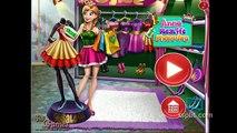 Дисней замороженные Игры Эльза поход по магазинам Лучший дисней Принцесса Игры для девушки и дитя