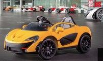VÍDEO: Los mejores coches eléctricos para niños