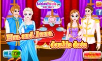 #Elsa Permainan Elsa and Anna Double Date Play Frozen Games Elsa dan Anna Dua Tanggal