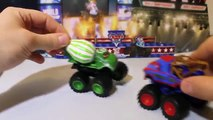 Monster Truck Fight Cars Toon Monster Truck Mater Disney Cars