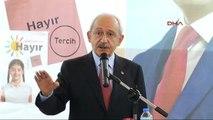 Aydın Nazilli CHP Lideri Kılıçdaroğlu, Nazilli Ahmet Şensan Salonu'nda Stk Toplantısında Konuştu-2