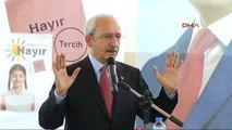 Aydın Nazilli CHP Lideri Kılıçdaroğlu, Nazilli Ahmet Şensan Salonu'nda Stk Toplantısında Konuştu-5