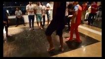 Virat Kohli and Chris Gayle |IPL Team Dance|Royal Challengers