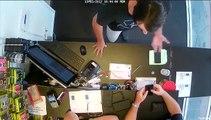un iPhone 6+ explose dans les mains d'un client