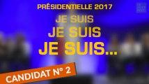 """Le grand """"Qui suis-je?"""" de la présidentielle... Candidat n°2"""
