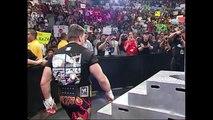 JBL, Eddie Guerrero, Booker T, Big Show, Rey Mysterio, Kurt Angle, Theodore Long Segment SmackDown 04.07.2005