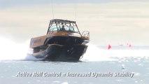 Des suspensions pour bateau qui évitent le mal de mer pour bateau qui évitent le mal de mer