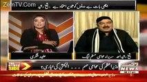National Security Kay Maslon Ka Prime Minister House Say Leak Hona Ghaddari Kay Fail Say Kum Nahi Hai-Sheikh Rasheed