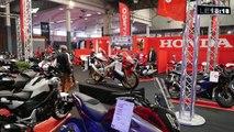 Le Salon de la moto, du scooter et du quad ouvre ses portes à Marseille