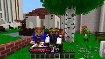 Minecraft Prankster - BABY LEAH AND BABY MAX BODY SWAP - Bad Baby Max