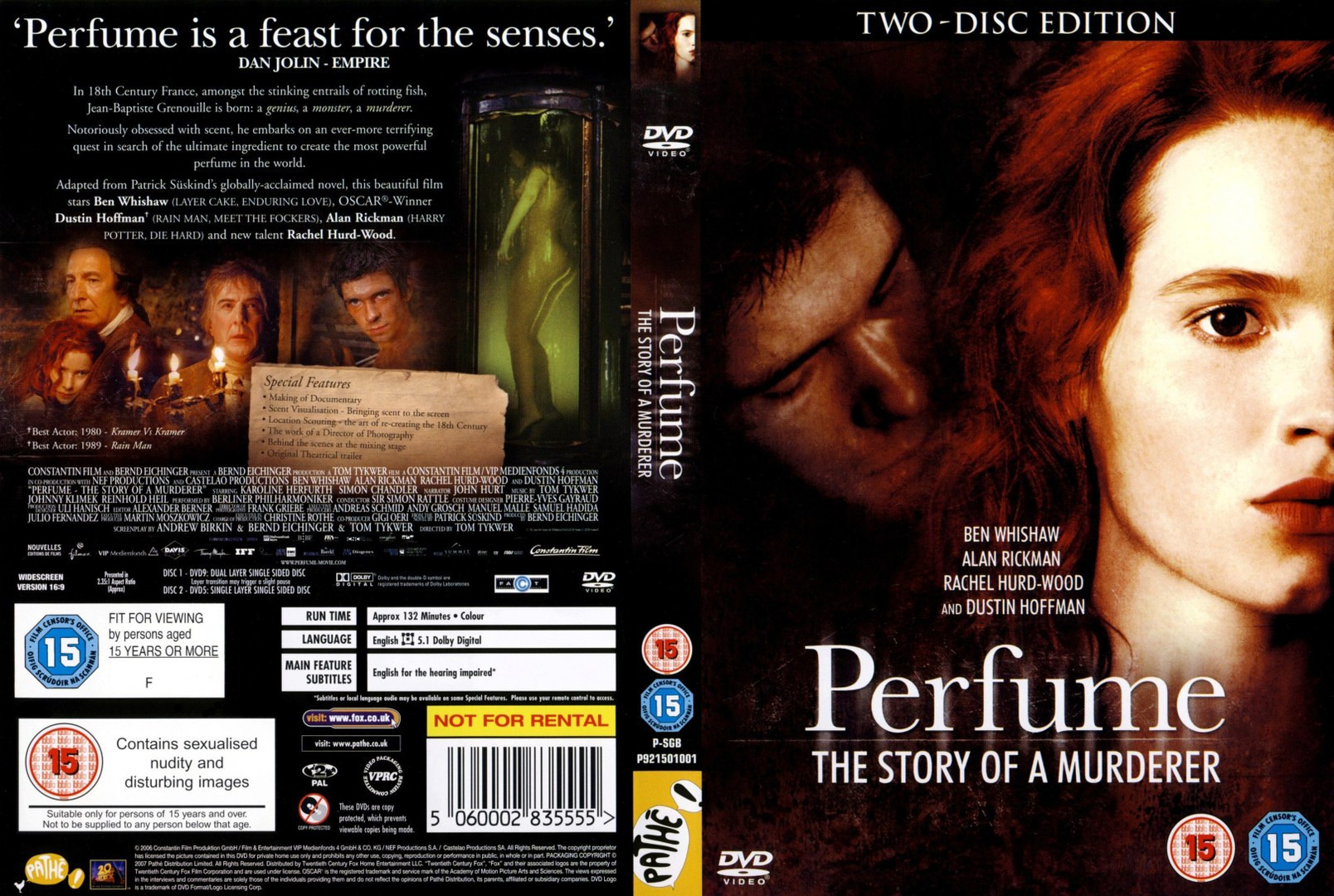 Perfume The Story Of A Murder 2006