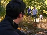Kenny Vs Spenny - Who can survive in the woods the longest ? S01