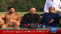 Sharjeel Memon 's Press Conference after Arrest and release 19th March 2017